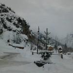 Direction la montagne avec le train des neiges