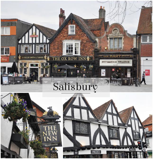 Salisbury-Angleterre