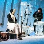 Curiosité musicale #2 – Des instruments en glace